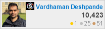 profile for Vardhaman Deshpande at SharePoint, Q&A for SharePoint enthusiasts